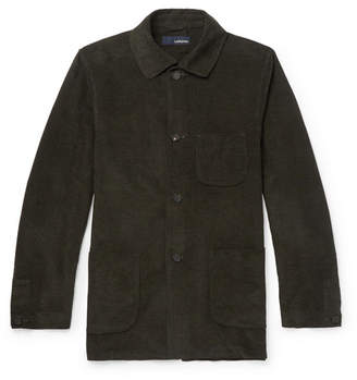 Lardini Cotton-Corduroy Chore Jacket