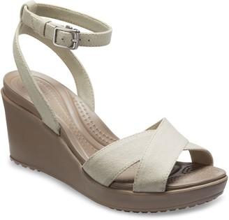 Crocs Leigh 2 Women's Wedge Sandals