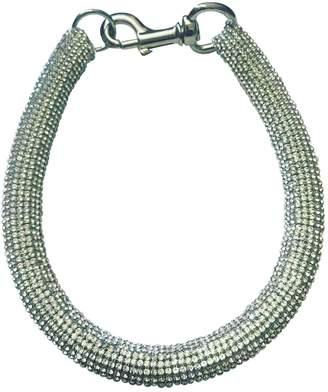 Atelier Swavorski Silver Crystal Necklace