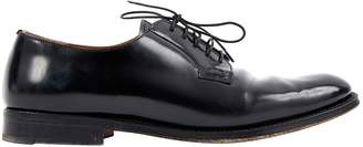Church's Leather flats
