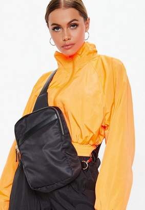 Missguided One Strap Rucksack
