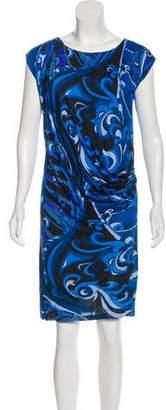 Emilio Pucci Sleeveless Printed Dress