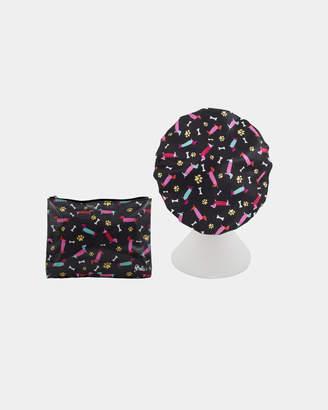Microfibre Cosmetic Combo Bundle - Dogs Design