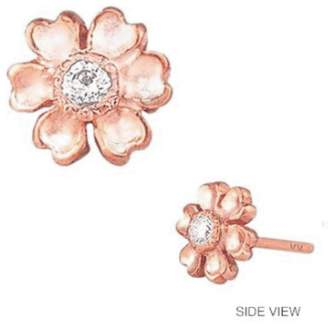 Mini Mini Jewels Diamond Icon Flower Earring