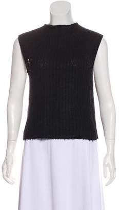 Rag & Bone Sleeveless Crew Neck Sweater