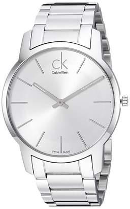Calvin Klein City Watch - K2G21126 Watches