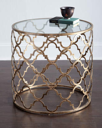 Susie Fretwork Side Table