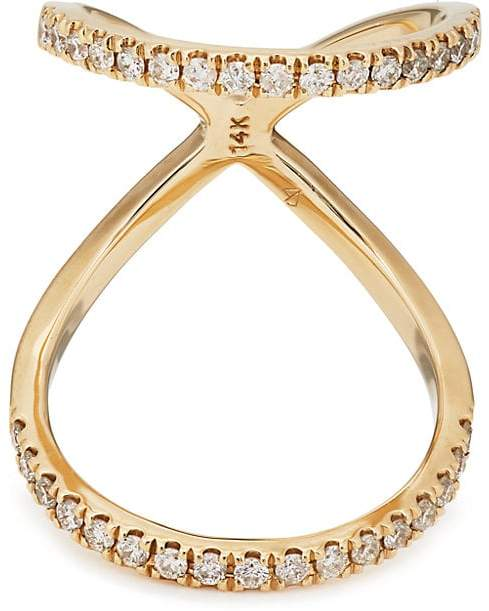 Carbon & Hyde Women's Olympia Knuckle Ring