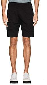 Aztech Mountain AZTECH MOUNTAIN MEN'S STRETCH-COTTON TWILL SHORTS-BLACK SIZE XXL