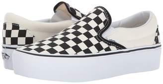 Vans Classic Slip-On Platform Slip on Shoes
