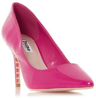 Dune Pink 'Aurrora' Mid Stiletto Heel Court Shoes