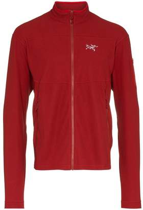 Arc'teryx Red DELTA LT jacket