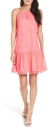 Women's Lilly Pulitzer Isabeau Drop Waist Dress $168 thestylecure.com
