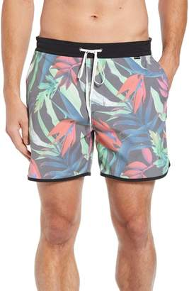 Hurley Tropics Volley Swim Trunks