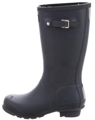 Hunter Mid-Calf Rubber Boots