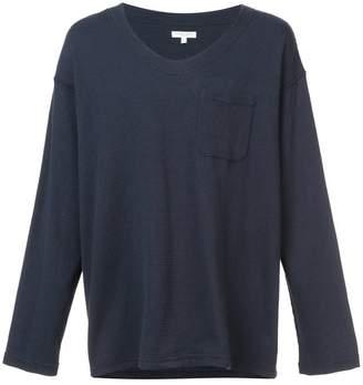 Engineered Garments longsleeved thermal T-shirt