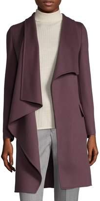 Max Mara Women's Fumana Short Wool Coat