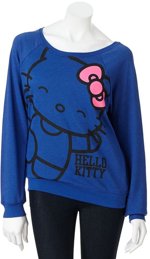 Hello Kitty sweatshirt - juniors