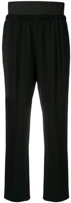 Fabiana Filippi high-waisted cropped trousers