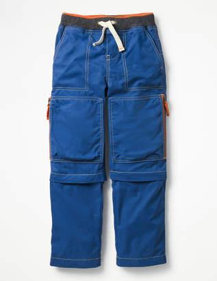 Boden Zip-off Techno Pants