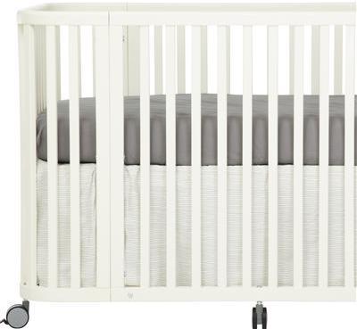 Argington Organic Crib Skirt- Line
