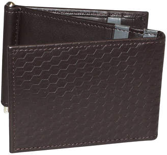 Buxton Bellamy Rfid Z-Fold Wallet With Money Clip