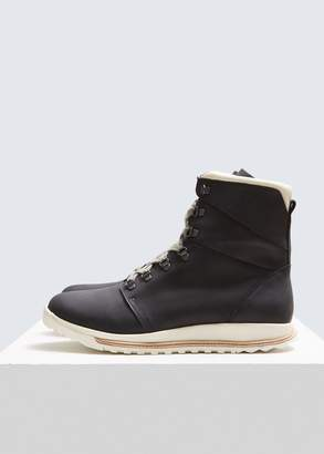 Rick Owens Hood Rubber Lace Up Grafton