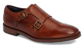 Cole Haan Hamilton Double Monk Strap Shoe