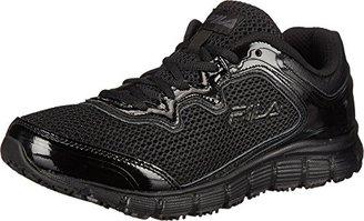 Fila Women's Memory Fresh Start Slip Resistant Work Shoe $26.45 thestylecure.com