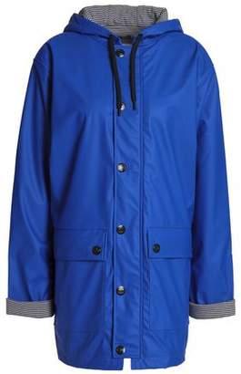 Petit Bateau Shell Hooded Raincoat