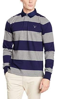 Gant Men's Striped Rugby Shirt
