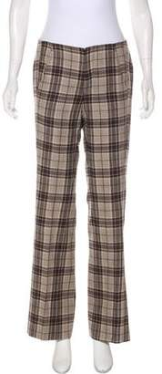 Marni Mid-Rise Wool Pants
