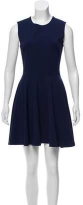 Diane von Furstenberg A-Line Sleeveless Dress