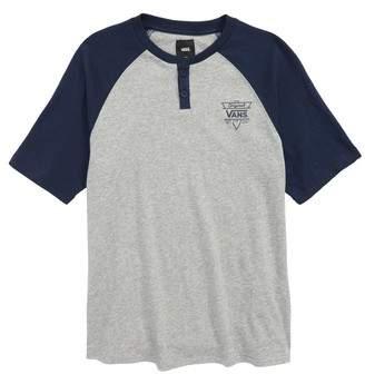 Vans Hitson III Raglan Shirt