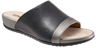 SoftWalk R) Del Mar Slide Sandal (Women)