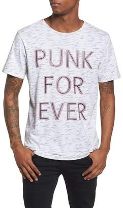 Antony Morato Punk Forever Graphic T-Shirt