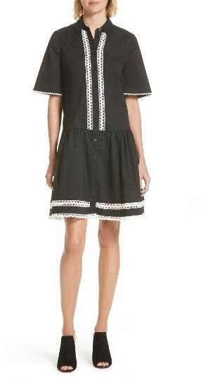 Women's Kate Spade New York Cotton Shirtdress