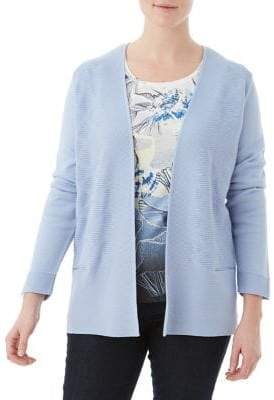 Olsen Dream Land Rib Cardigan