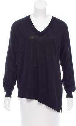 Alexander Wang Wool V-Neck Sweater