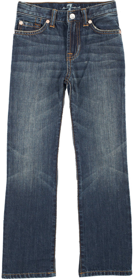 7 For All Mankind Standard NY Jeans