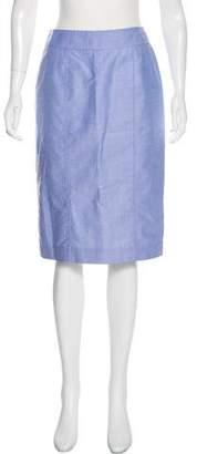 Brooks Brothers Pencil Knee-Length Skirt