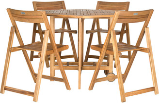 Safavieh Kerman Table And 4 Chairs