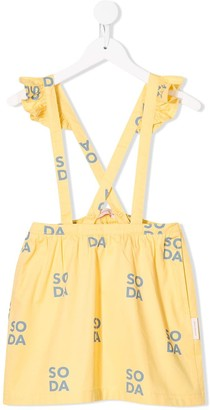 Tiny Cottons Soda Frills & Braces skirt