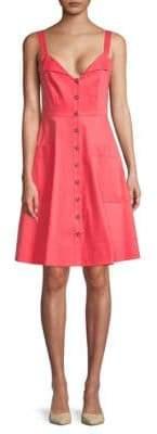 Saloni Fara A-Line Dress