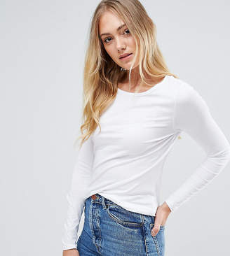 New Look Tall Long Sleeve Round Neck Top