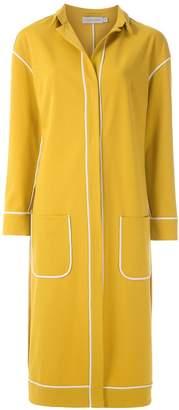 M·A·C Mara Mac button-up overcoat