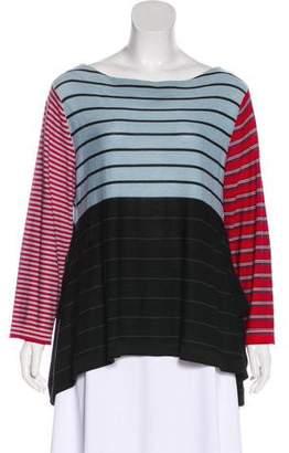 Sonia Rykiel Silk-Blend Knit Top