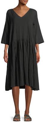 Masai Neoma Cotton Voile Drama Dress