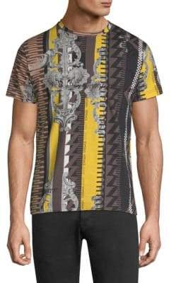 Versace Allover Print T-Shirt