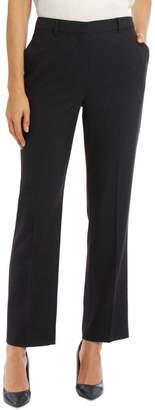 Basque Birdseye Navy Suit Pant
